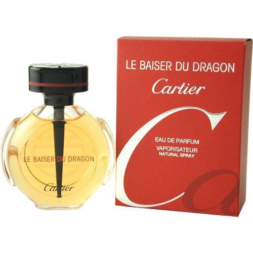 306-724 - Cartier Women's Le Baiser Du Dragon Eau de Parfum Spray 3.3 oz