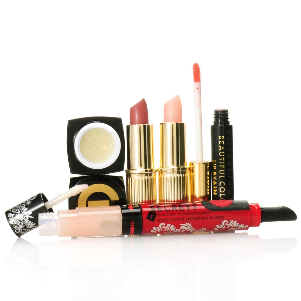 306-829 - Elizabeth Grant Five-Piece Complete Lip Beauty Collection