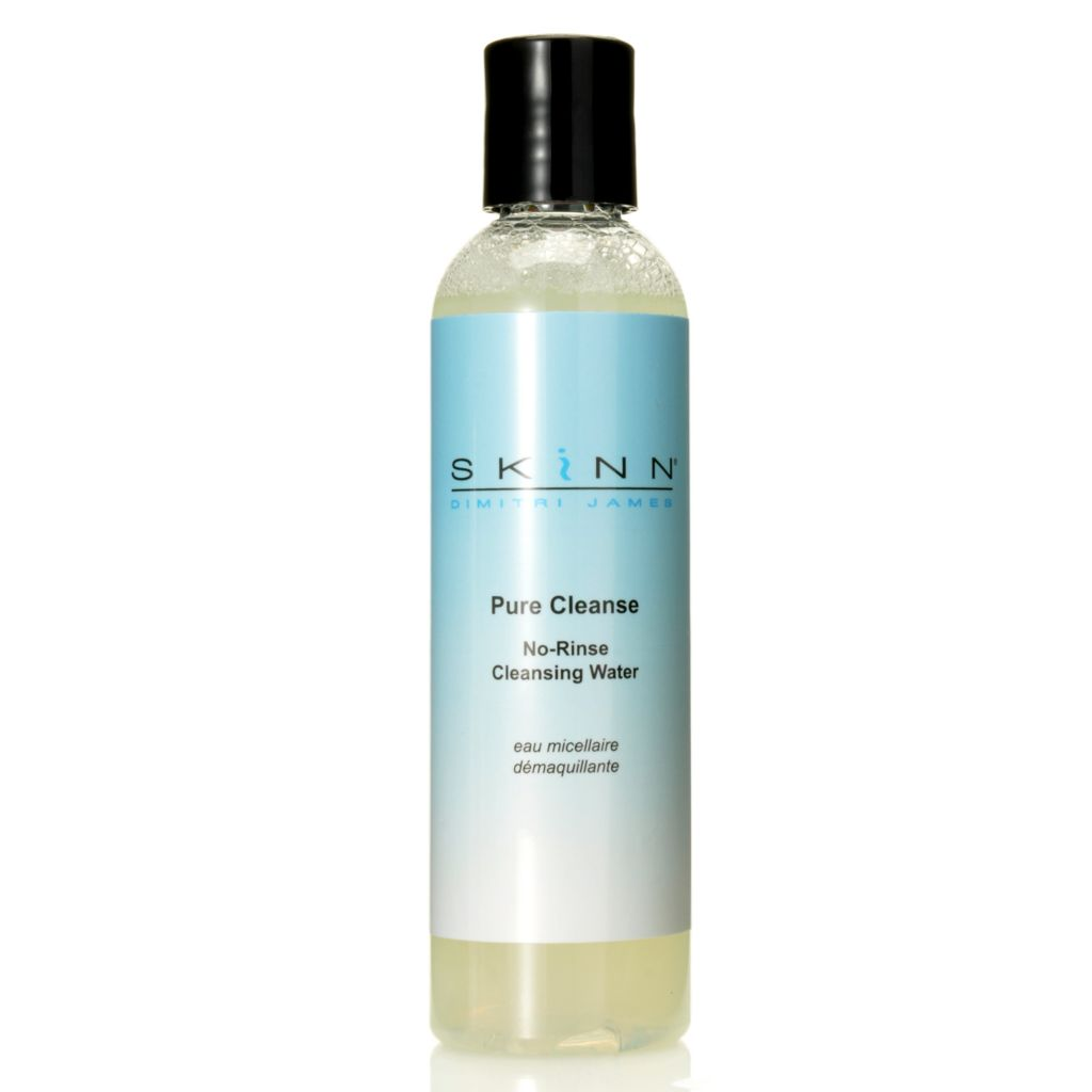 306-842 - Skinn Cosmetics Pure Cleanse No-Rinse Cleansing Water 4.2 oz