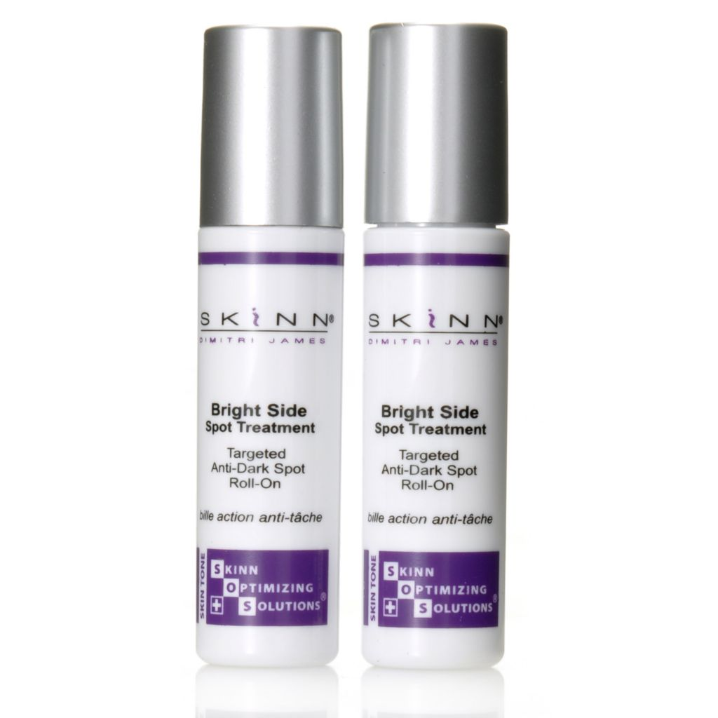 306-850 - Skinn Cosmetics SOS Bright Side Spot Treatment Duo 0.25 oz Each