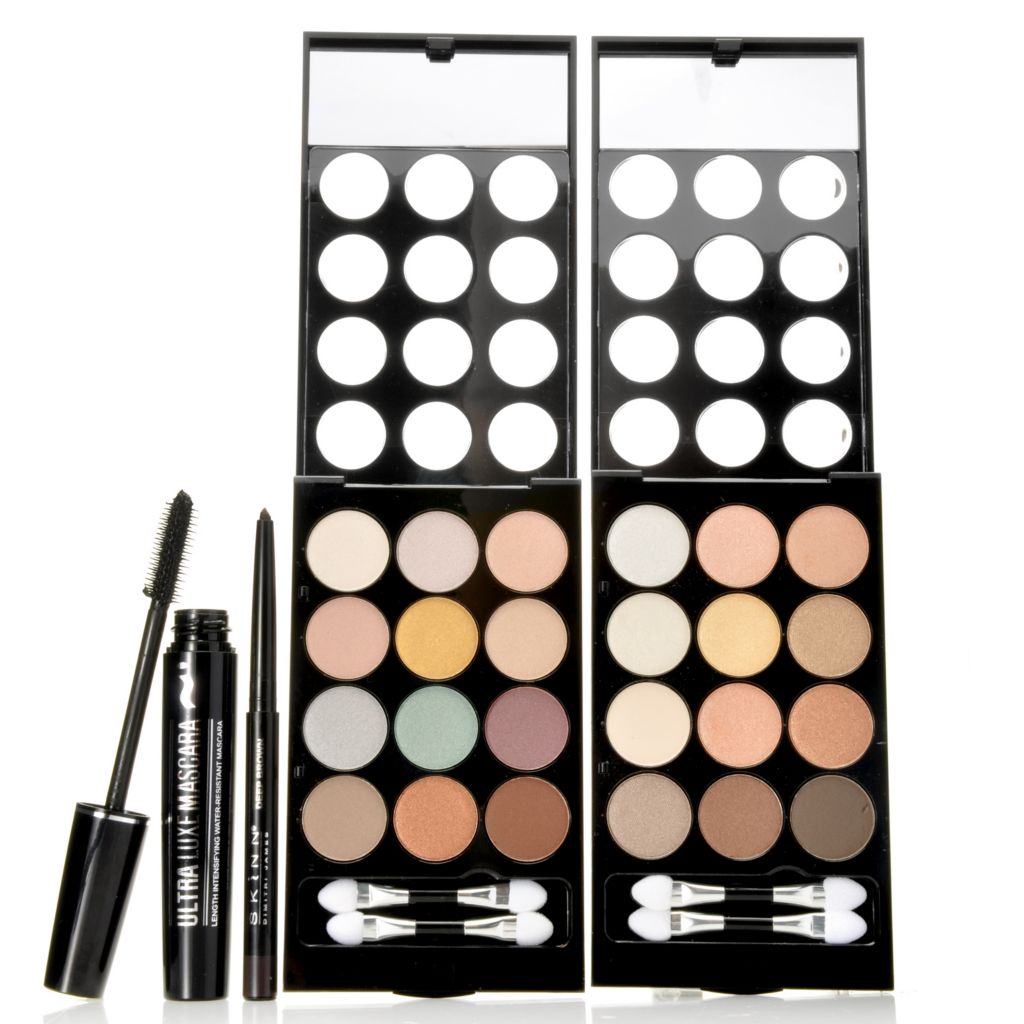 306-856 - Skinn Cosmetics Four-Piece Luxurious Eyes Color Collection