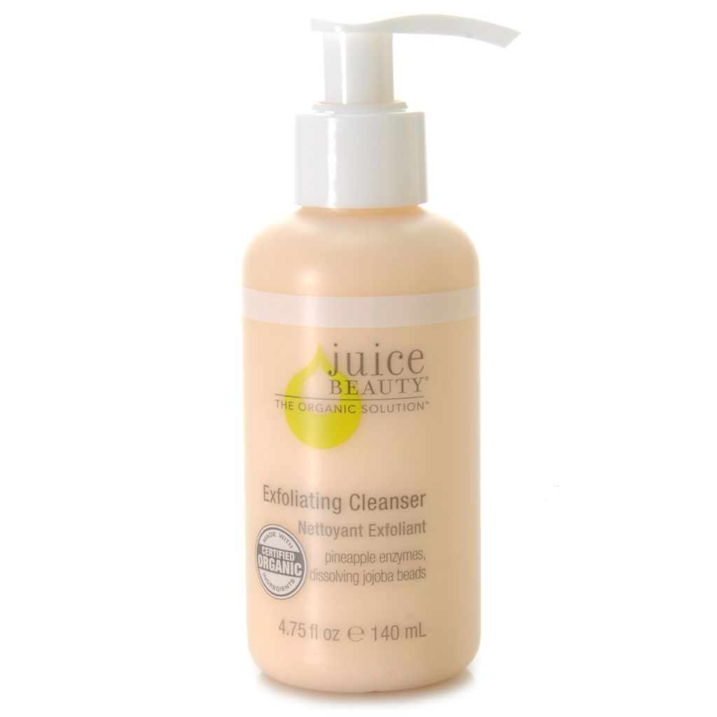 306-861 - Juice Beauty Pineapple Enzyme & Jojoba Bead Exfoliating Cleanser 4.75 oz