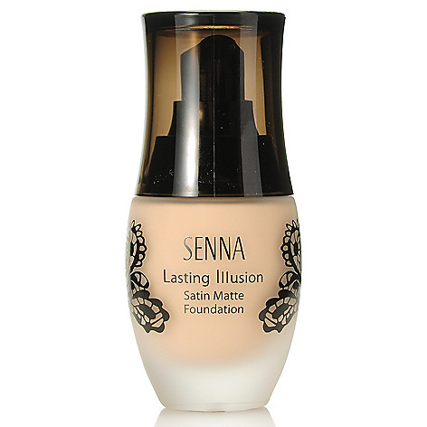 306-866 - SENNA Lasting Illusion Satin Matte Foundation 1.08 oz