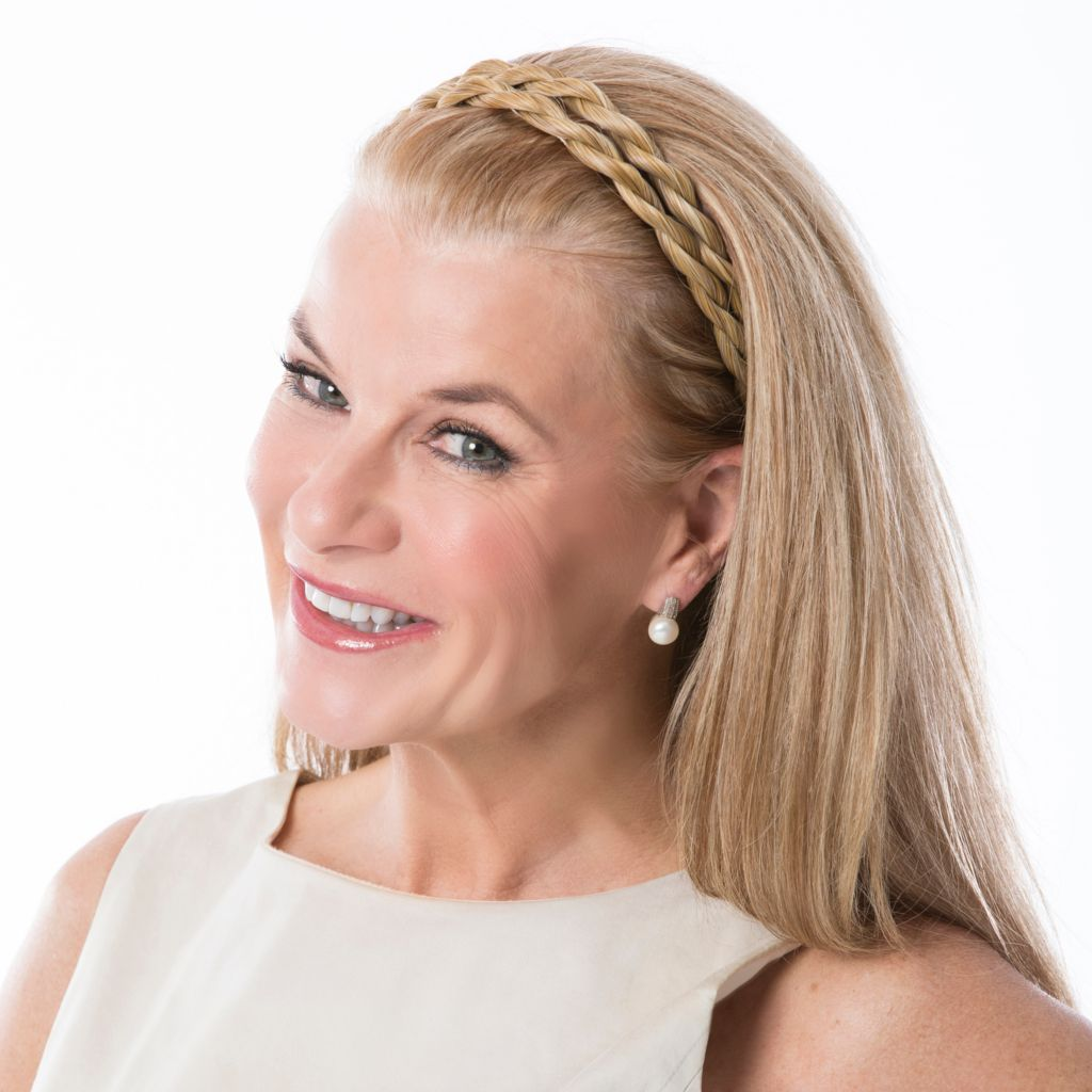 306-878 - Toni Brattin® Rope Braid Headband