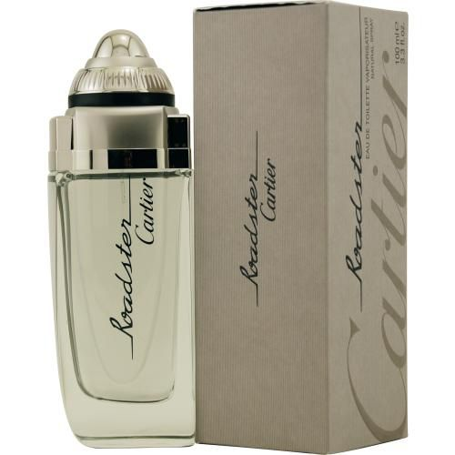306-902 - Cartier Roadster Eau De Toilette Spray 3.3 oz