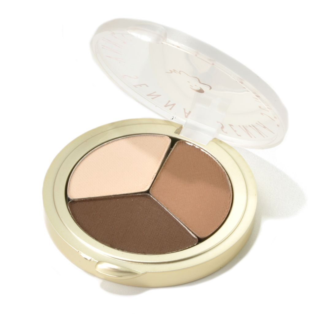 306-910 - SENNA Cocoa Nudes Mineral Eyes Shadow Trio 0.14 oz