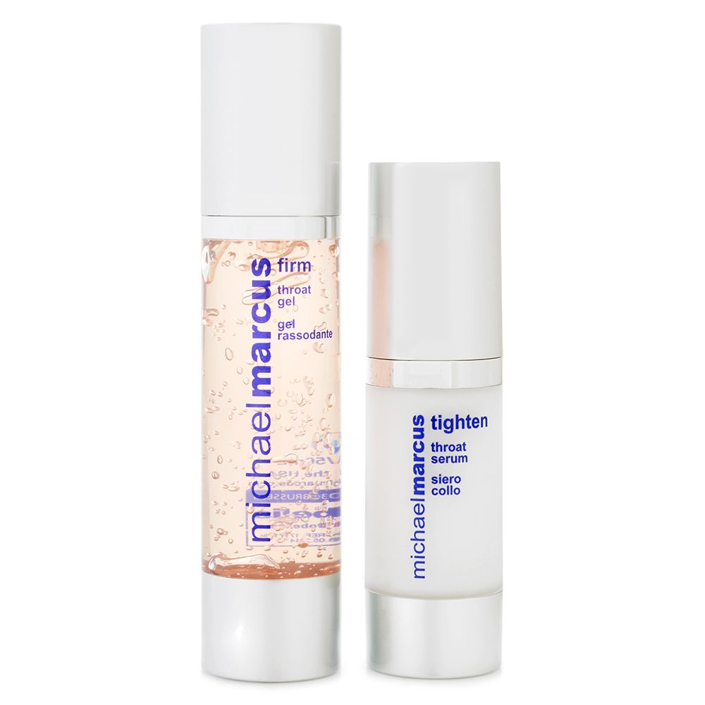 306-973 - Michael Marcus Throat Firming Gel & Tightening Serum Duo