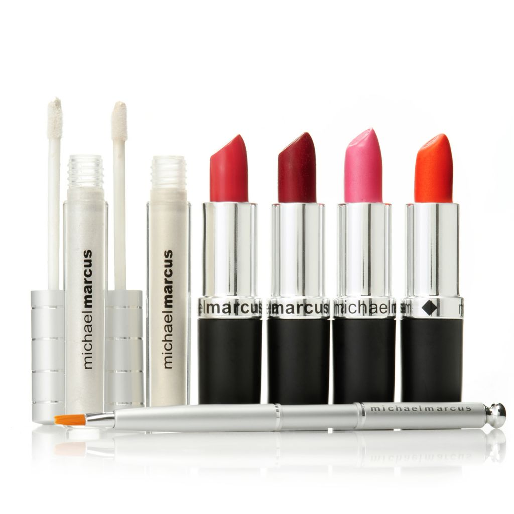 306-980 - Michael Marcus Seven-Piece Transforming Color Collection for Lips
