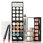 306-991 - Skinn Cosmetics Eight-Piece Plasma Foundation & Color Collection for Eyes, Lips and Face