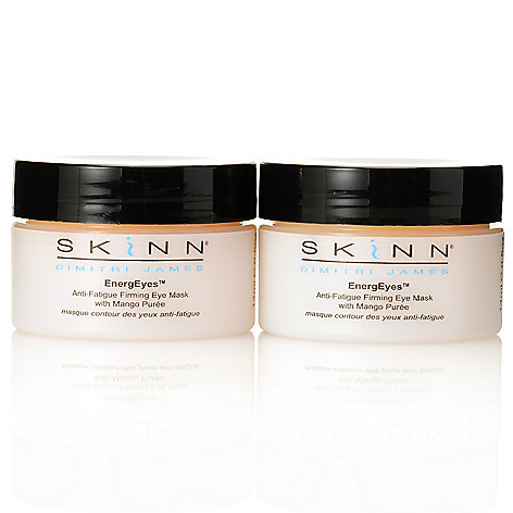 307-003 - Skinn Cosmetics EnergEyes Anti-Fatigue Firming Eye Mask Duo 0.5 oz Each