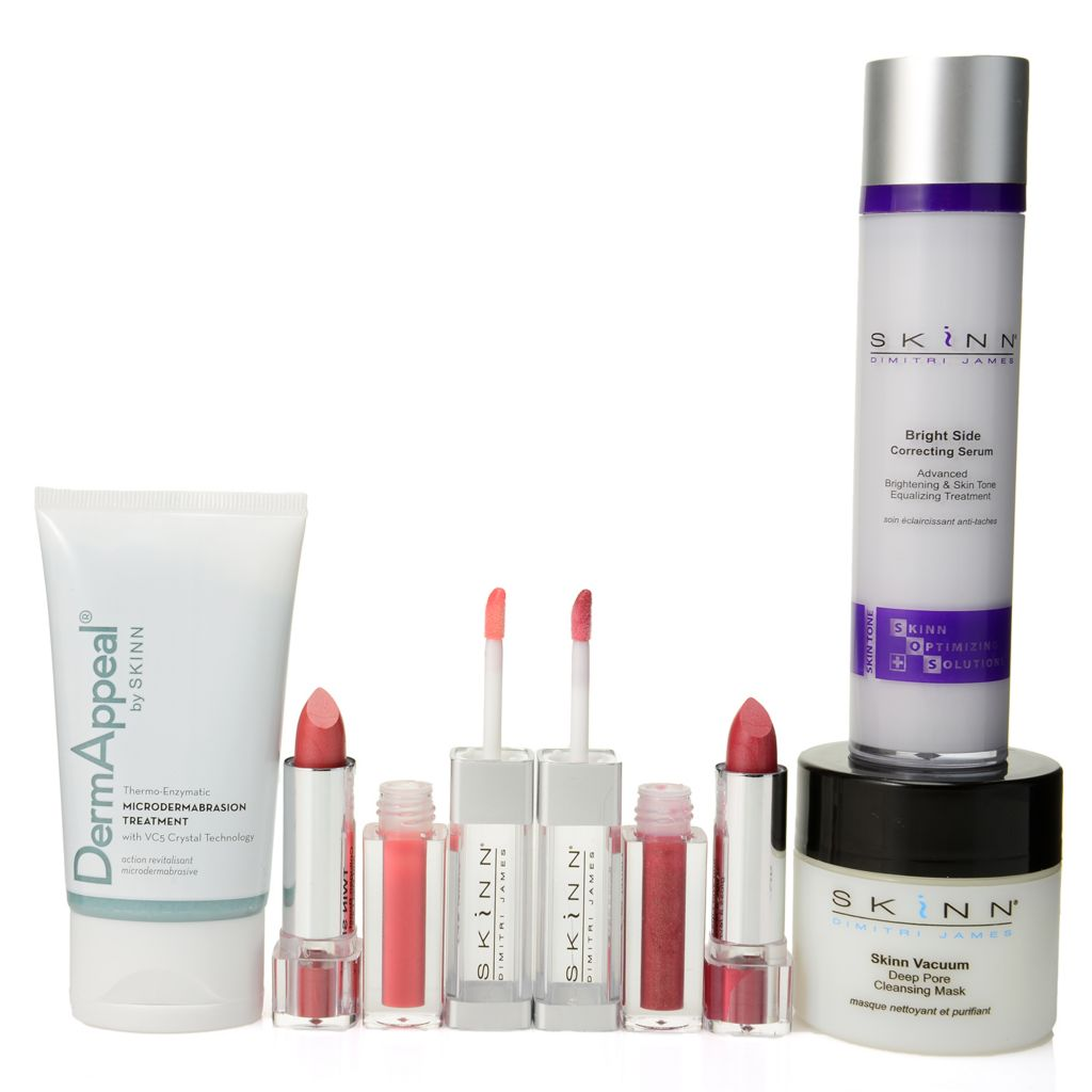 307-008 - Skinn Cosmetics Five-Piece Deep Cleanse & Brightening Collection
