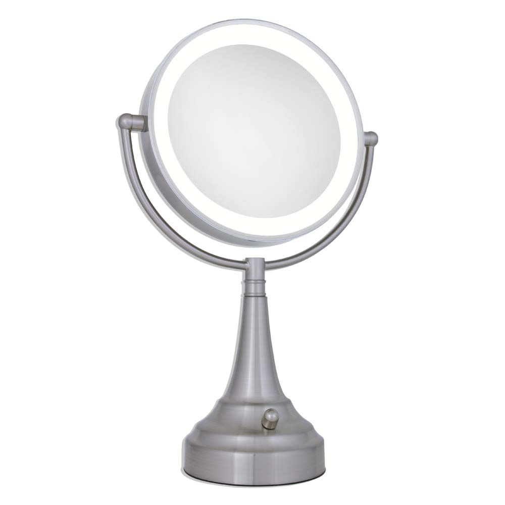 307-012 - Next Generation 1X/10X Magnification LED Lighted Vanity Mirror