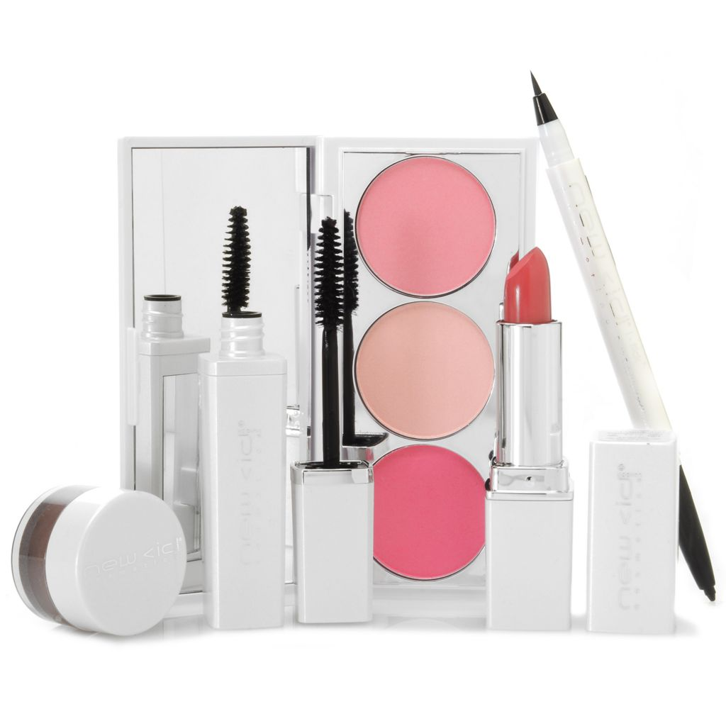 307-058 - New CID Cosmetics® Five-Piece Color Collection for Eyes, Lips & Face