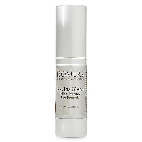 307-074 - ISOMERS Skincare Katina Blend High Potency Eye Formula 0.51 oz