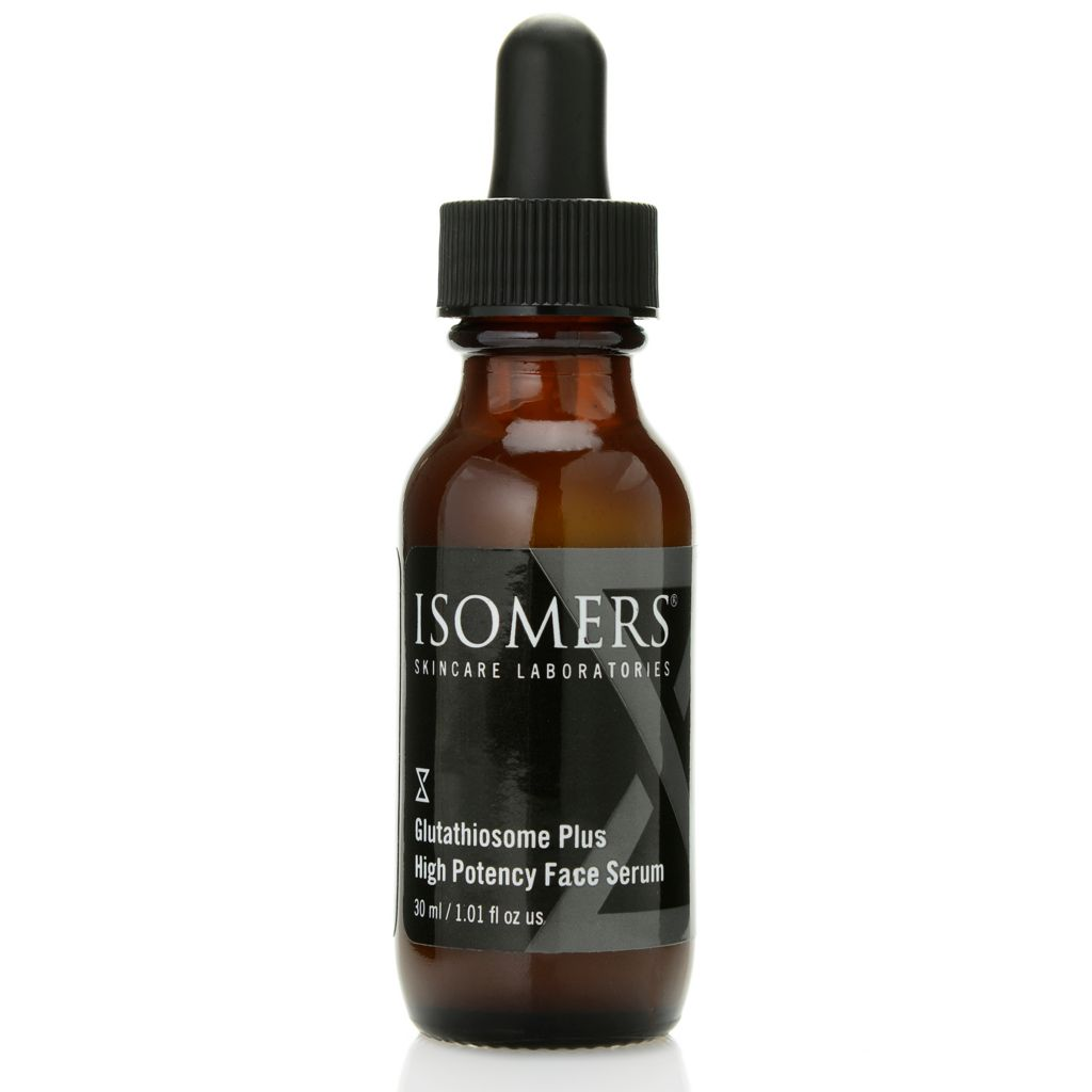 307-087 - ISOMERS® Glutathiosome High Potency Face Serum 1 oz