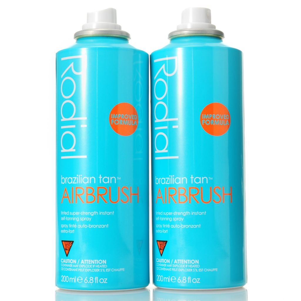 307-092 - Rodial Brazilian Tan Airbrush Self-Tanner Duo 6.8 oz Each