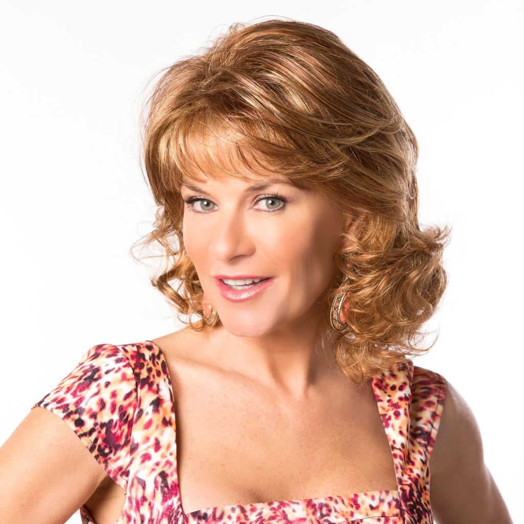 307-108 - Toni Brattin® Shoulder Length Soft & Sensuous Curls Fascination Wig