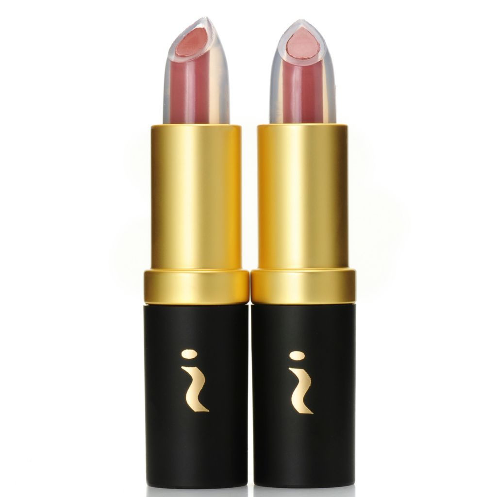 307-118 - Skinn Cosmetics Plasma Fusion 4-in-1 Nourishing Lipstick Duo 0.12 oz Each