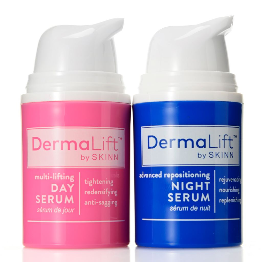 307-120 - Skinn Cosmetics DermaLift™ Day & Night Serum Duo 0.5 oz Each
