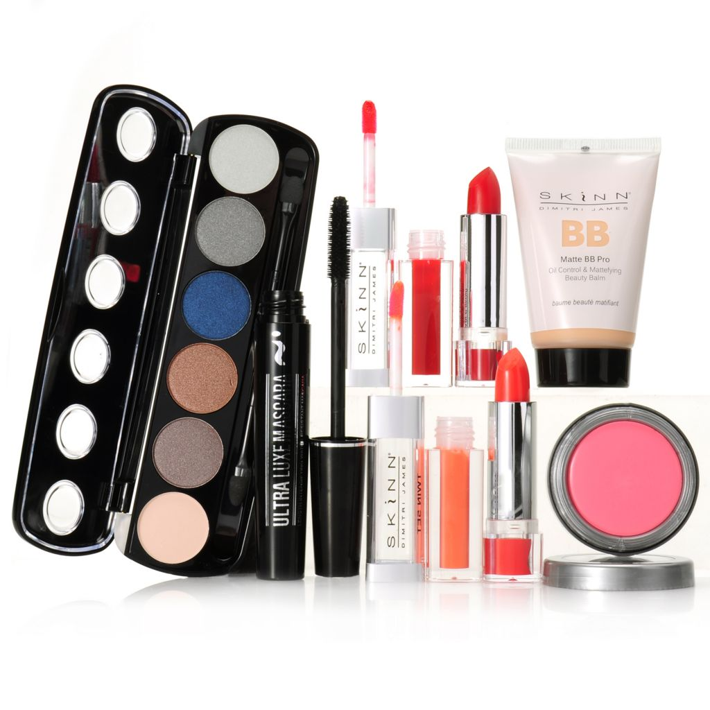 307-140 - Skinn Cosmetics Six-Piece BB Beautiful Skincare & Color Collection