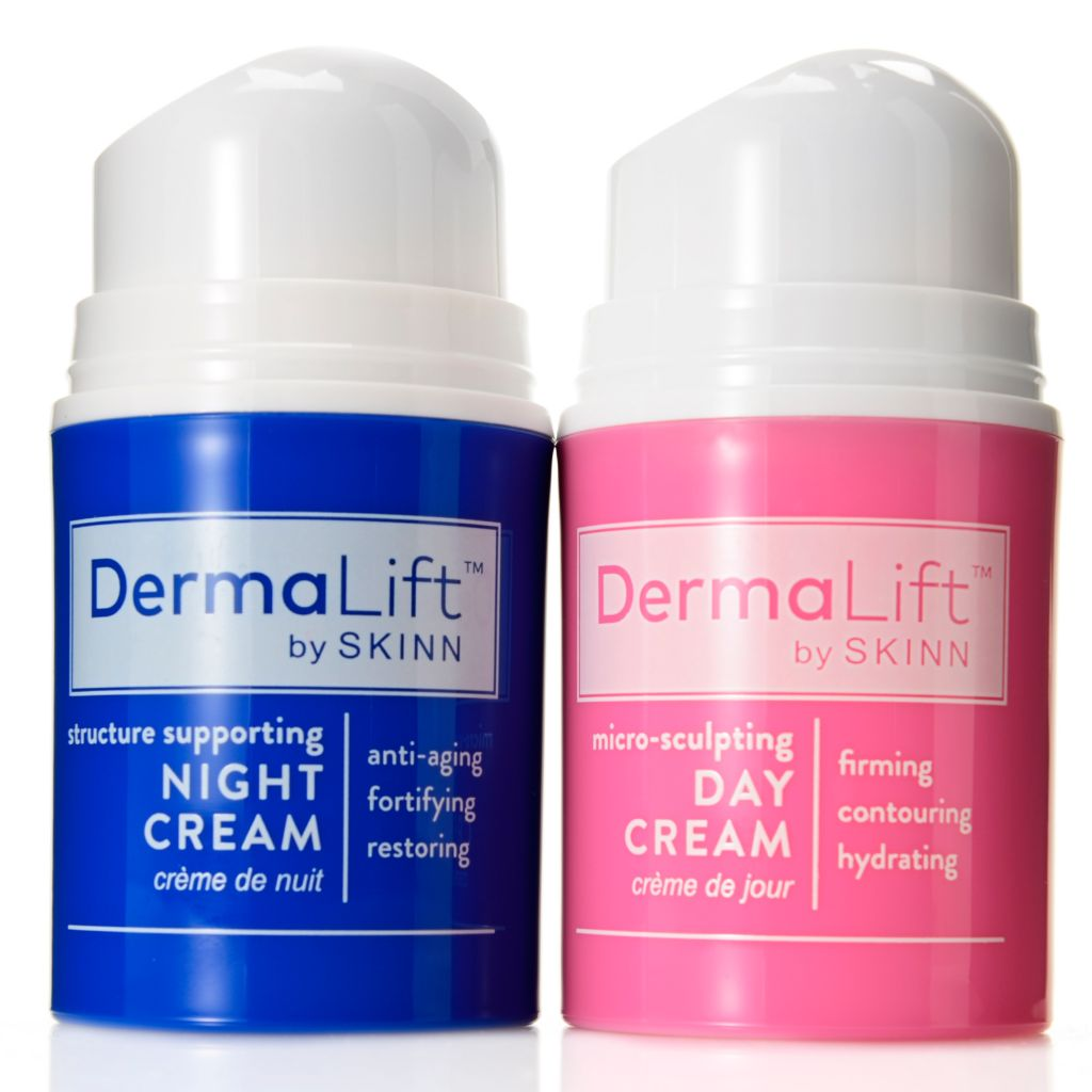 307-141 - Skinn Cosmetics DermaLift™ Day & Night Cream Duo 1.7 oz Each