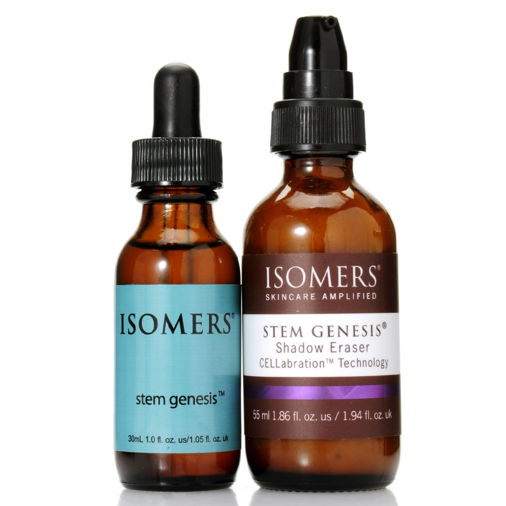 307-194 - ISOMERS® Stem Genesis® Intensive Serum Concentrate & Shadow Eraser Duo