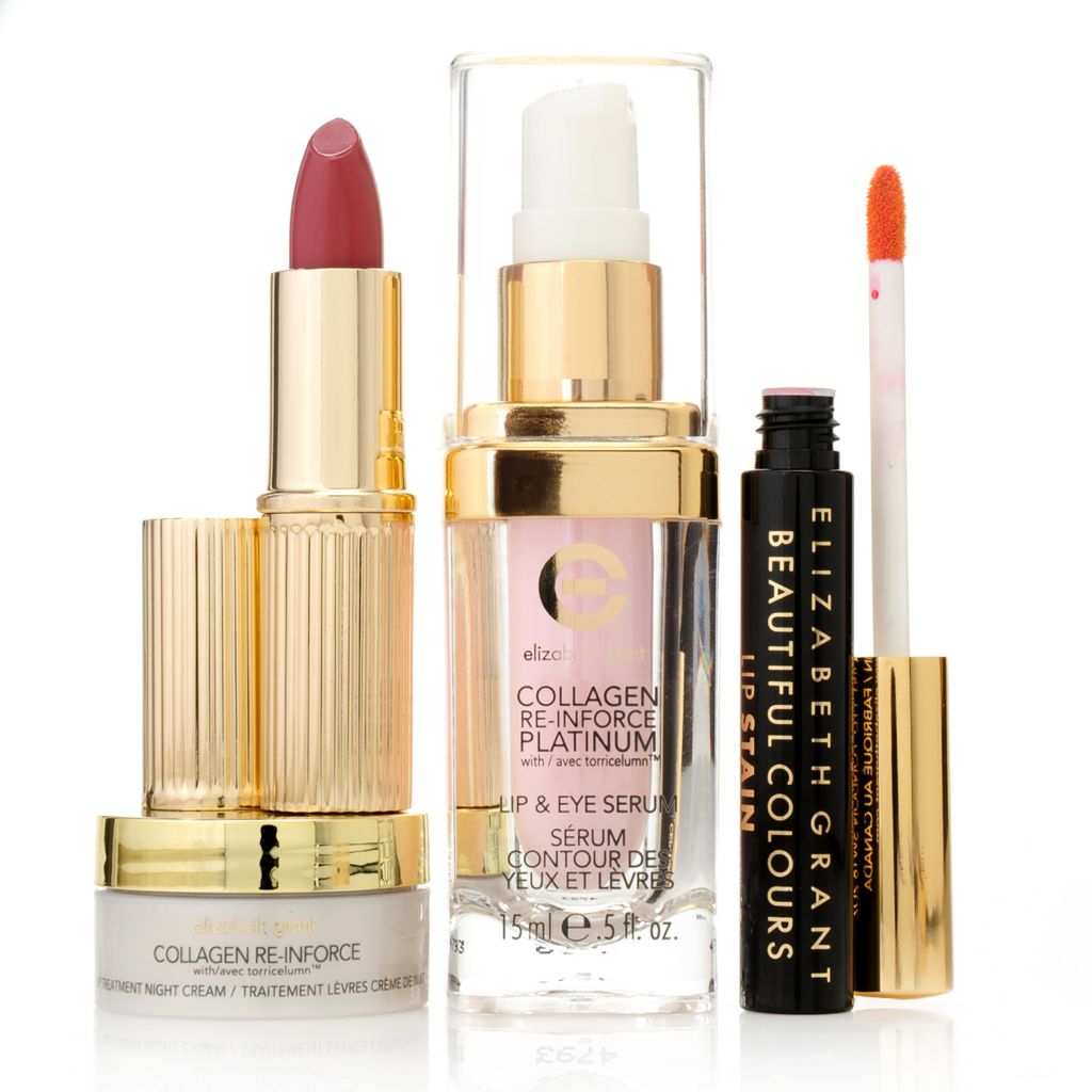 307-226 - Elizabeth Grant Four-Piece Lip Solution Skincare & Color Collection