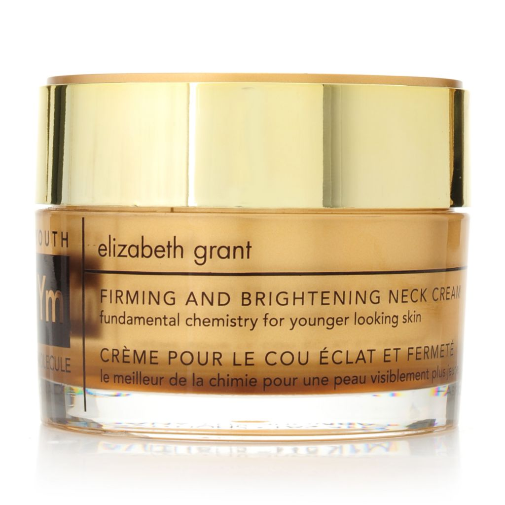 307-232 - Elizabeth Grant Youth Molecule Firming & Brightening Neck Cream 3.4 oz