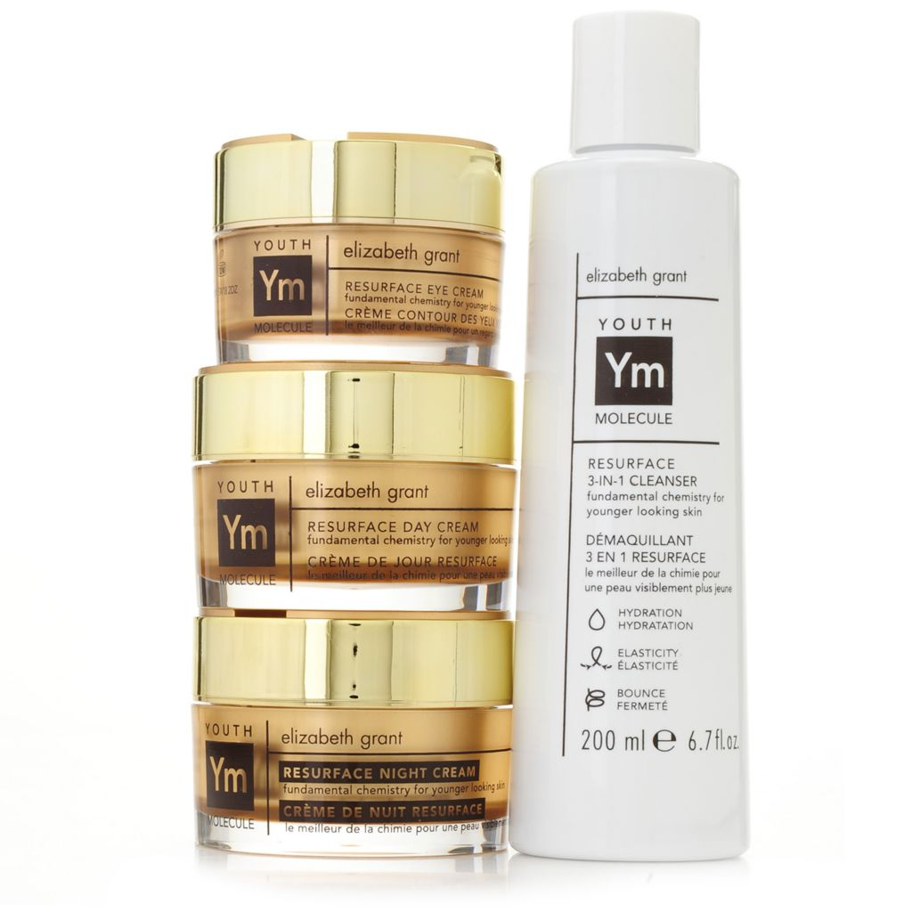 307-234 - Elizabeth Grant Youth Molecule Resurface Skincare Collection