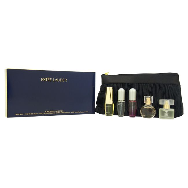 307-347 - Estee Lauder Women's Six-Piece Purse Collection Gift Set