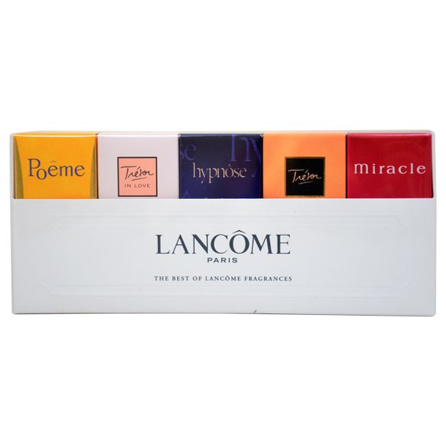 307-349 - Lancome Five-Piece Best of Lancome Variety Mini Gift Set