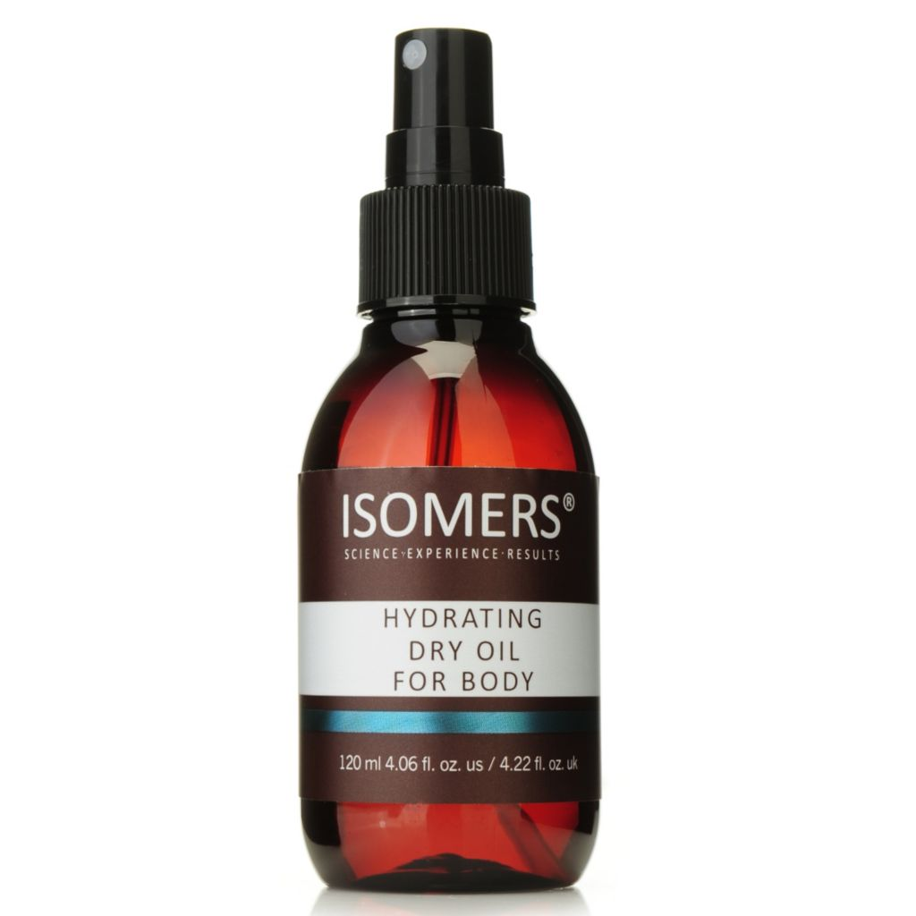 307-354 - ISOMERS® Deep Hydration Dry Oil for Body 4.06 oz