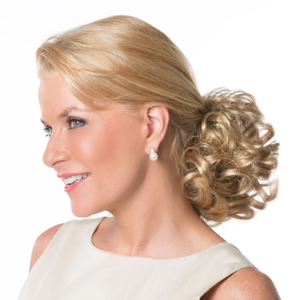 307-397 - Toni Brattin® Toni Twist® Crazy Curls Hairpiece