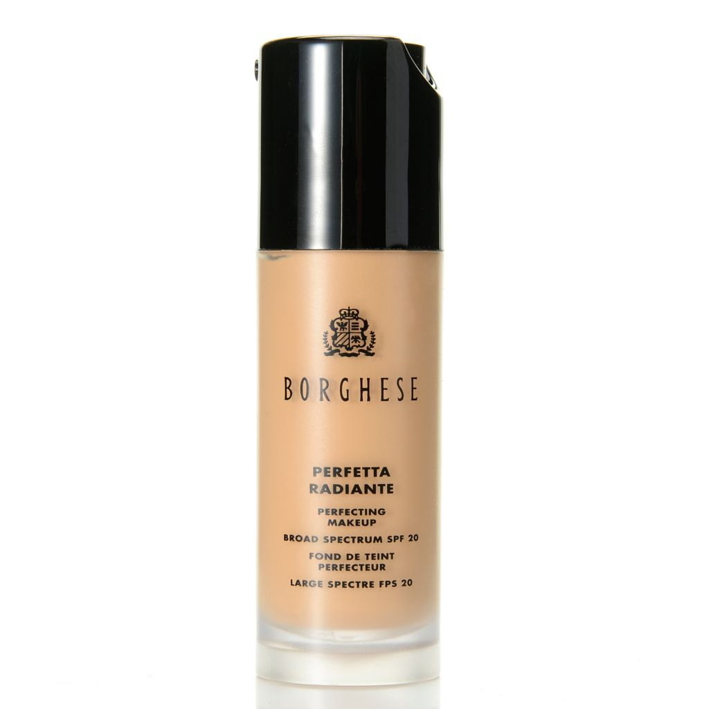 307-401 - Borghese Perfetta Radiante Perfecting Makeup Broad Spectrum SPF 20 1 oz