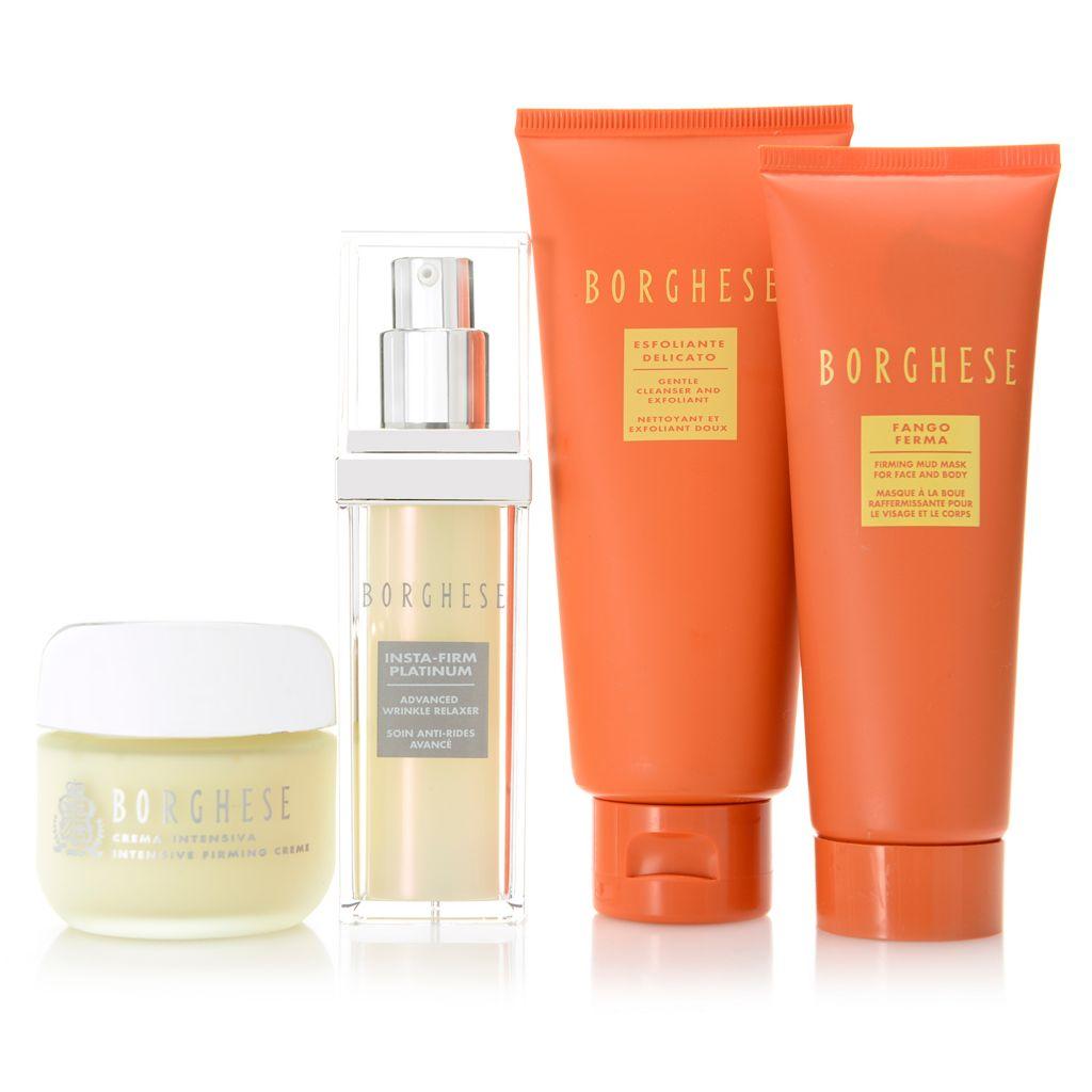 307-403 - Borghese Four-Piece Firming Facial Skincare Regime