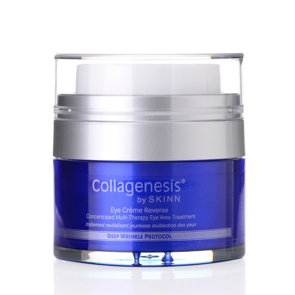 307-427 - Skinn Cosmetics Collagenesis Deep Wrinkle Protocol Eye Creme Reverse 0.5 oz