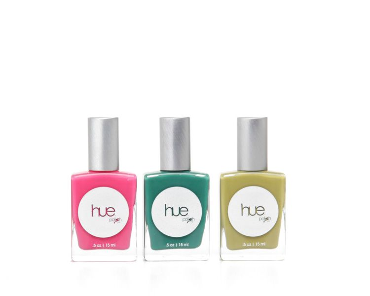 307-478 - Hue Fun & Flirty Collection Nail Polish .05 oz Each