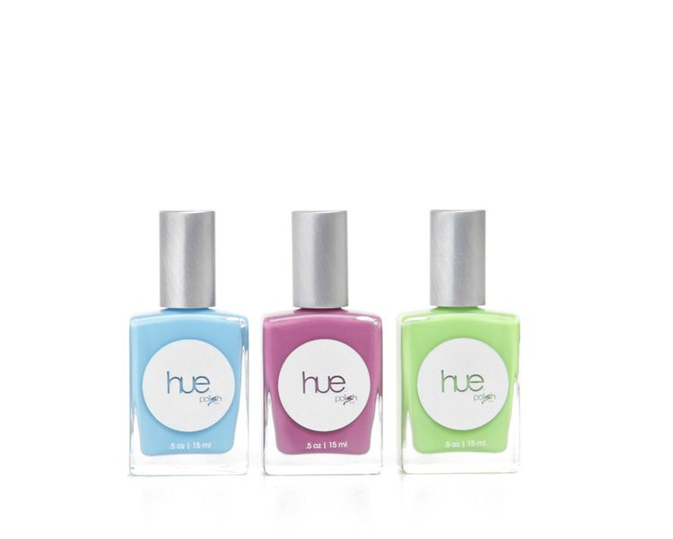 307-479 - Hue Daytime Shopping Collection Nail Polish .05 oz Each