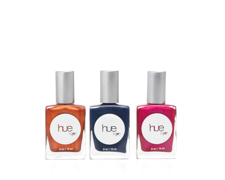 307-480 - Hue Night on the Town Collection Nail Polish .05 oz Each