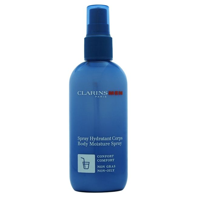 307-534 - Clarins Men Body Moisture Spray 5.1 oz