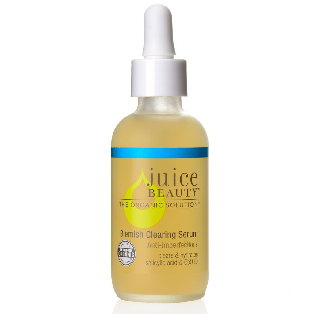 307-553 - Juice Beauty Blemish Clearing Certified Organic Face Serum 2 oz