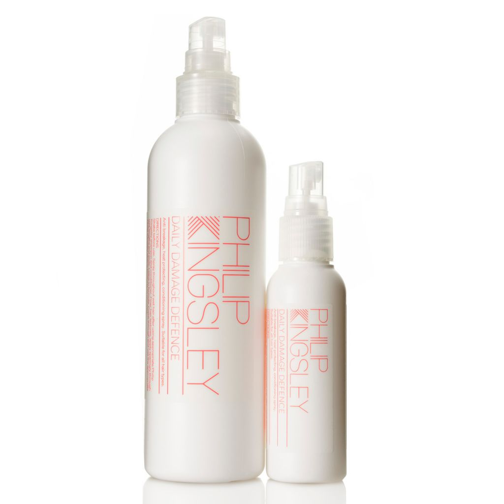 307-562 - Philip Kingsley Daily Damage Defense Protective Conditioning Spray Duo