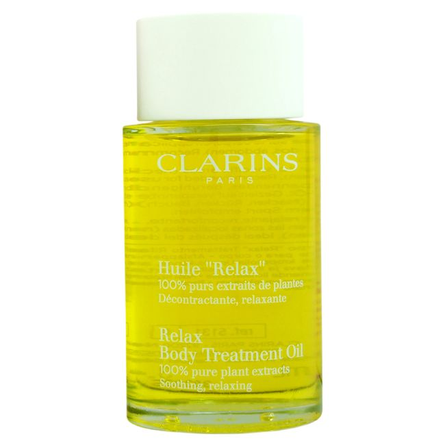 307-566 - Clarins Relax Body Treatment Oil 3.4 oz