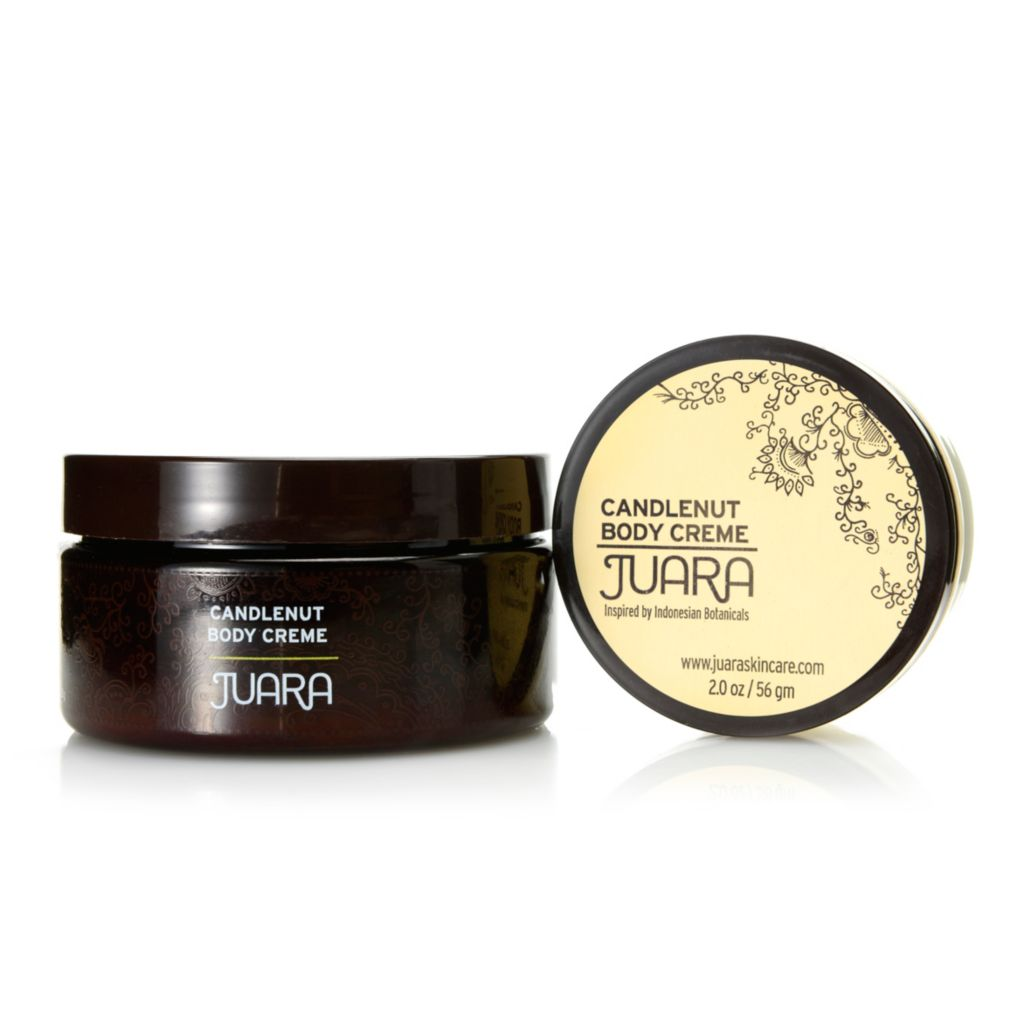 307-608 - JUARA Nourishing Candlenut Body Creme Home & Away Duo