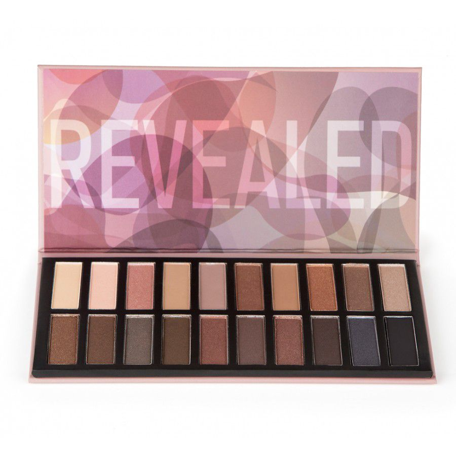 307-627 - Coastal Scents 20-Color Revealed Eye Shadow Palette
