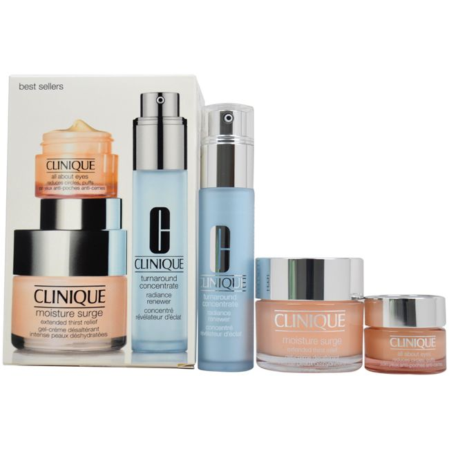 307-647 - Clinique Best Sellers Treatment Set for Eyes & Face