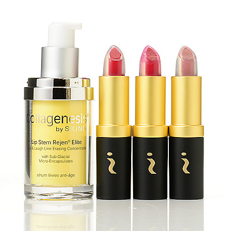 307-712 - Skinn Cosmetics Four-Piece Collagenesis Fusion Lip Collection