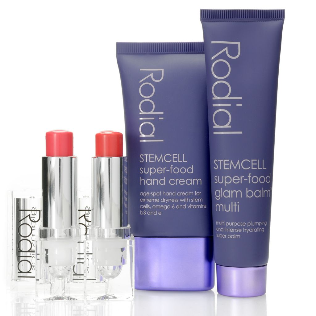 307-722 - Rodial Four-Piece All Day, Every Day Skincare & Color Essentials Set
