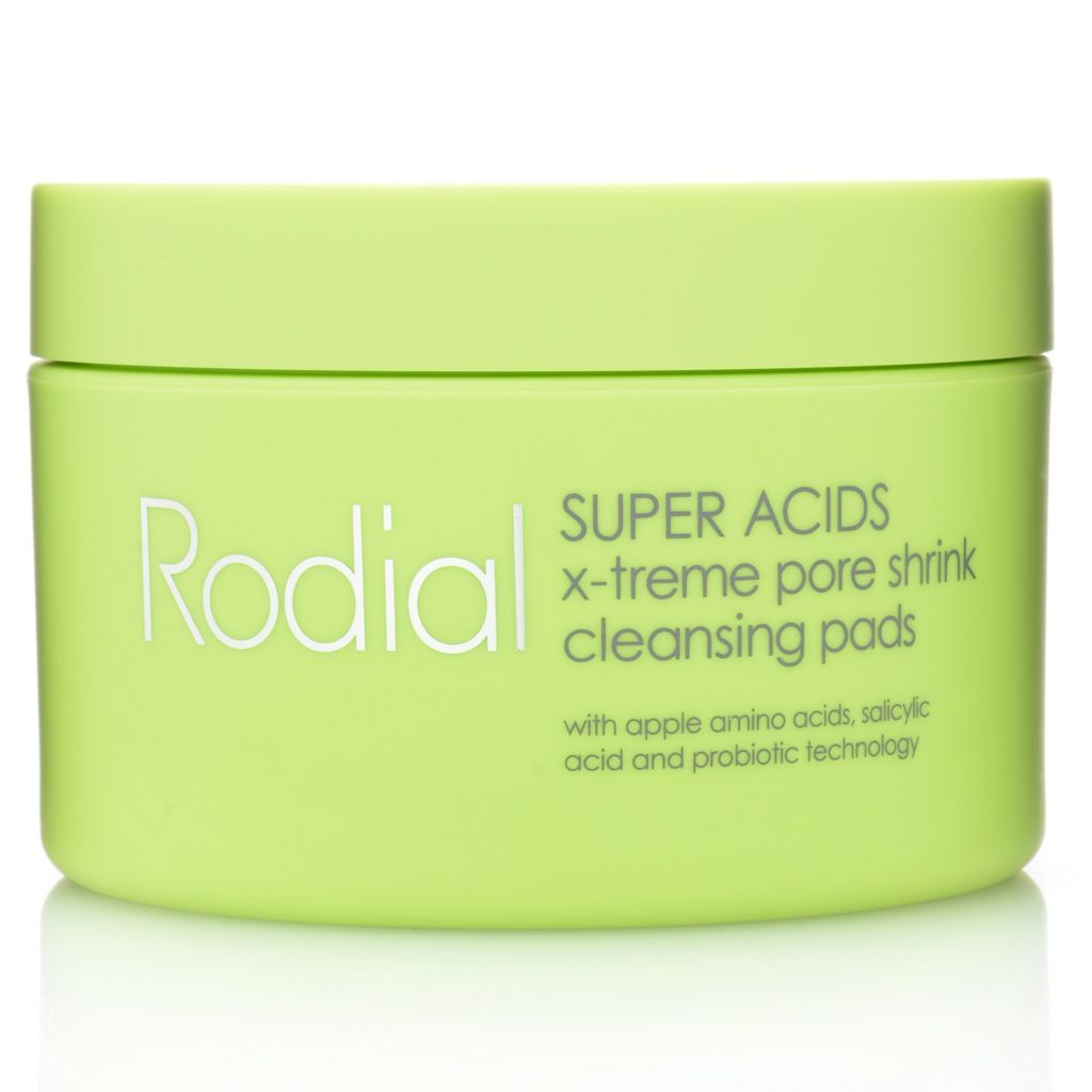 307-732 - Rodial SUPER ACIDS X-treme Pore Shrink Cleansing Pads (50 Pads)