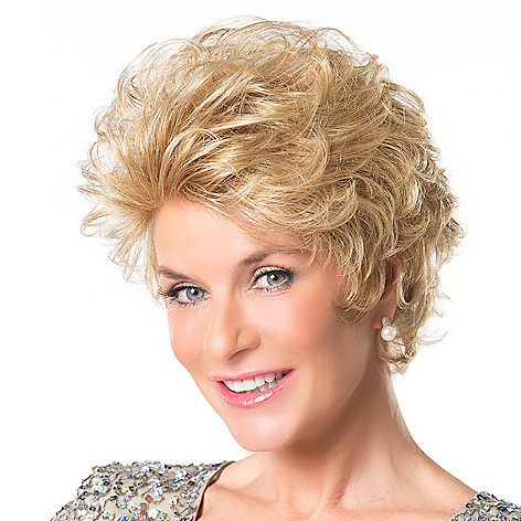 307-748 - Toni Brattin Platinum Confidence Wig
